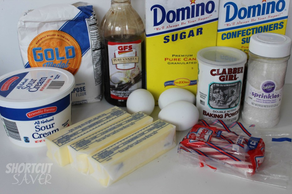north pole cupcakes ingredients