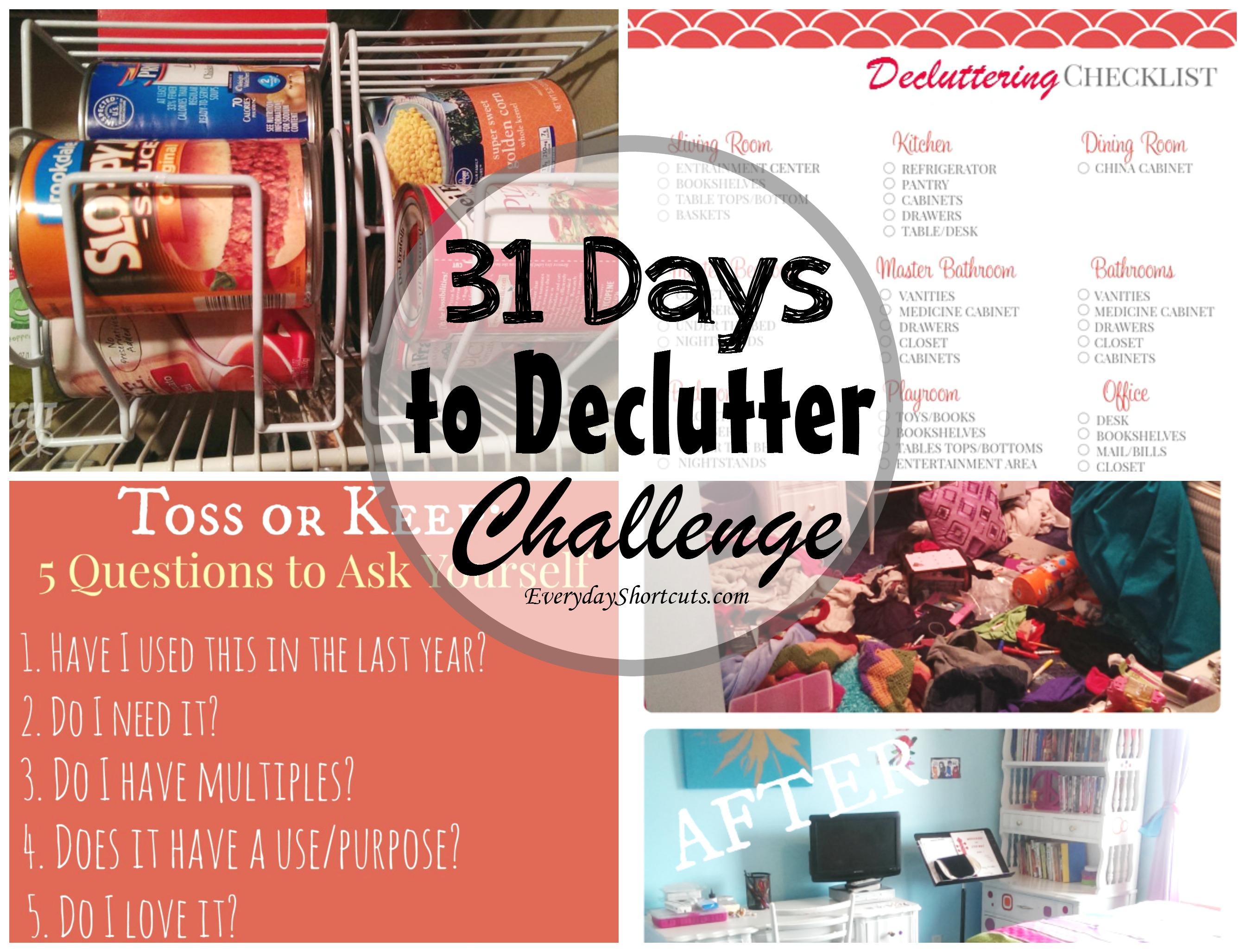 31-days-to-declutter-challenge