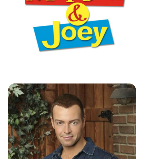 Exclusive Interview with Joey Lawrence #ABCFamilyEvent #MelissaandJoey