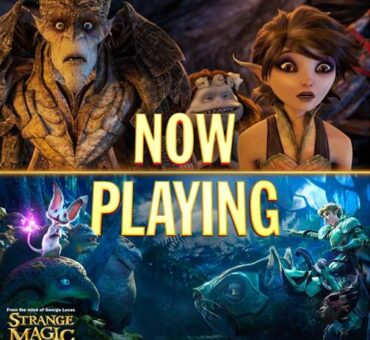 STRANGE MAGIC - In Theaters Everywhere + Fun Facts #StrangeMagic