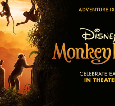 Disneynature Monkey Kingdom in Theaters April 17th #MonkeyKingdom