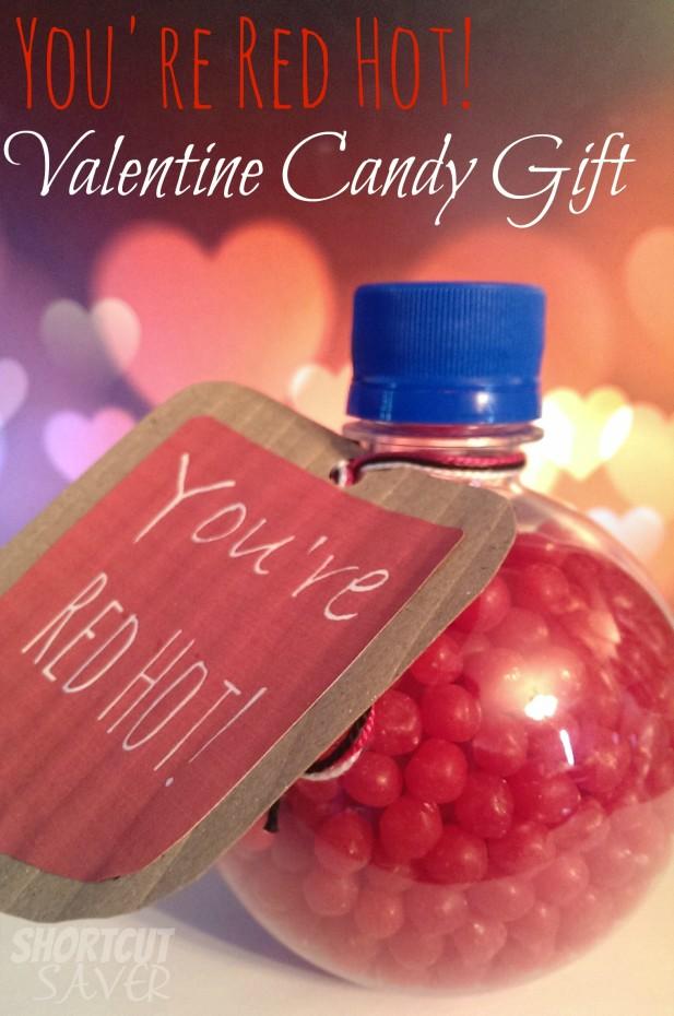 valentine candy gift