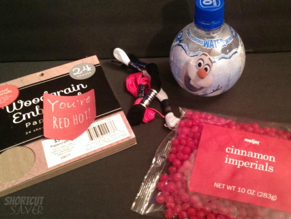 valentine candy gift supplies