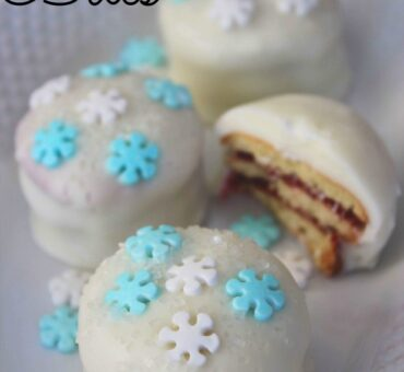 Vanilla Raspberry Bites