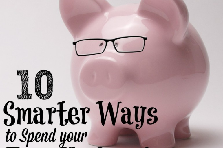 10 Smarter Ways to Spend your Tax Refund