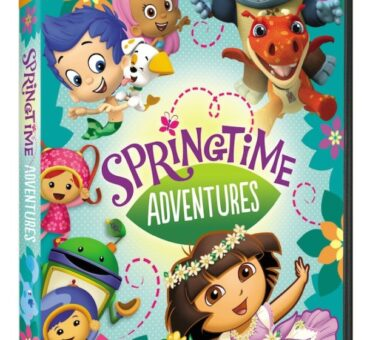 Nickelodeon Favorites: Springtime Adventures Available on DVD February 17th