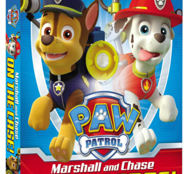 PAW Patrol: Marshall and Chase On the Case DVD Available March 3rd