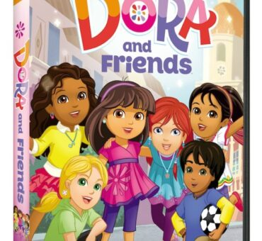 Dora and Friends: Into the City on DVD February 10th