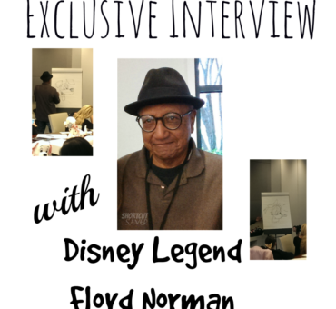 Drawing with Disney Animation Legend Floyd Norman #101Dalmatians