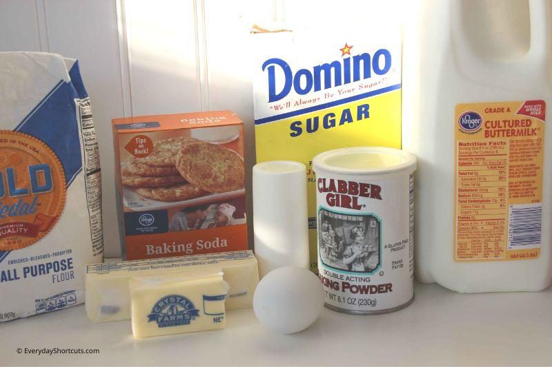 ingredients-for-Irish-Soda-Bread