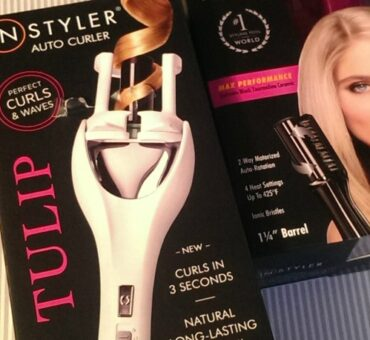 Style your Hair in Minutes with InStyler Products