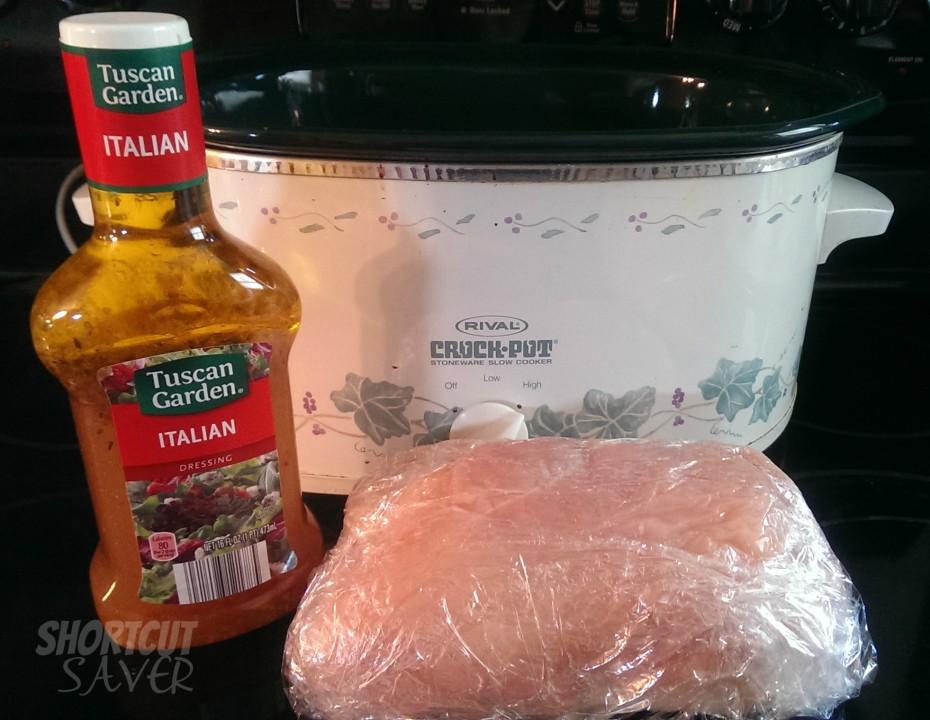 italian chicken ingredients