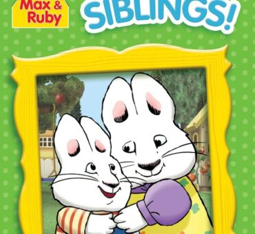 Max & Ruby: Sweet Siblings Available on DVD February 17th