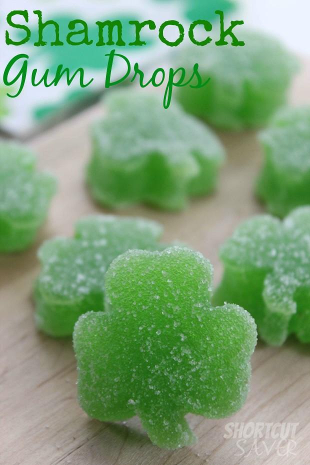 shamrock gum drops