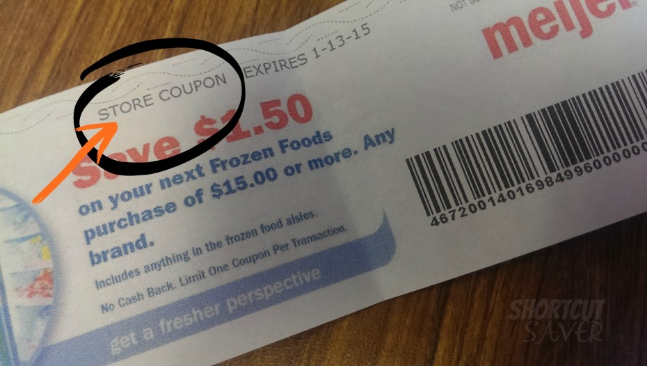 store coupon