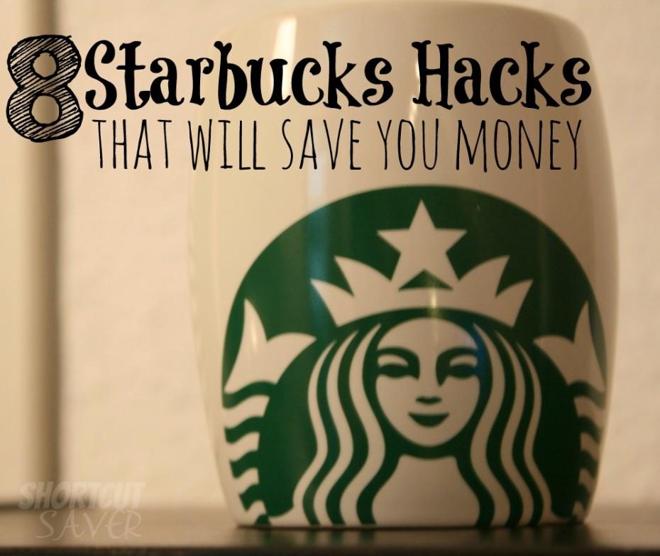 8 starbucks hacks