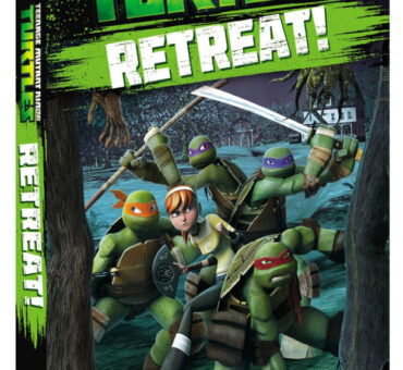Teenage Mutant Ninja Turtles: Retreat DVD Available on March 10th