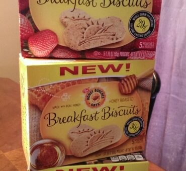 Make Mornings Easier with Honey Bunches of Oats Breakfast Biscuits #HBOatsBiscuits