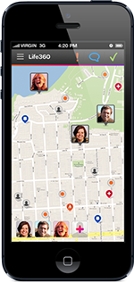 Keep your Family Connected with Life360
