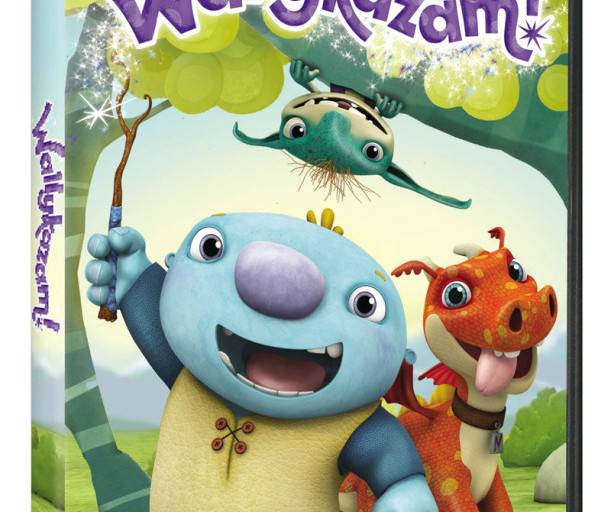 Nickelodeon Introduces Wallykazam! on DVD April 28th
