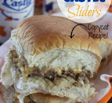 Copycat White Castle Sliders