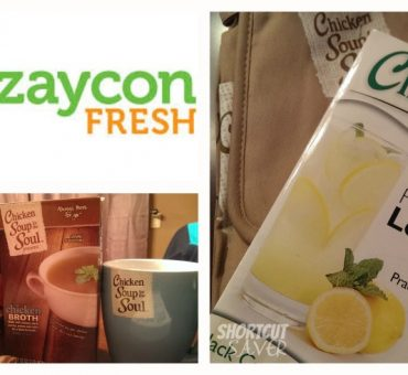 Zaycon Fresh Partners with Chicken Soup for the Soul + Giveaway