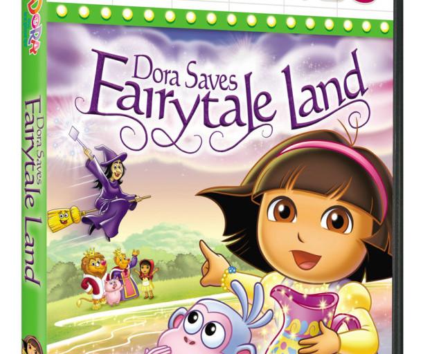 Dora The Explorer: Dora Saves Fairytale Land & Dora's