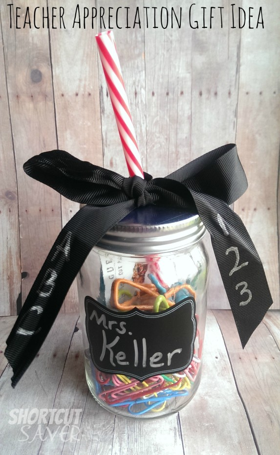Personalized Mason Jar Cup