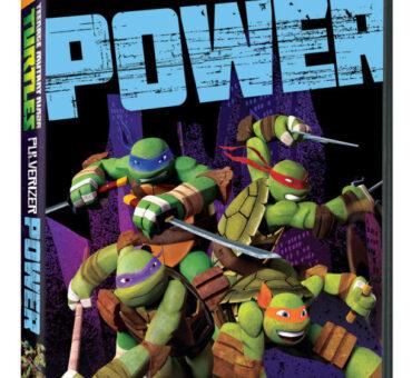 Teenage Mutant Ninja Turtles: Pulverizer Power Available on DVD June 9th