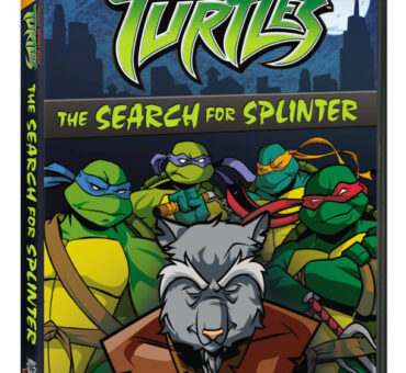 Teenage Mutant Ninja Turtles: The Search For Splinter and NYC Showdown Available on DVD June 9th