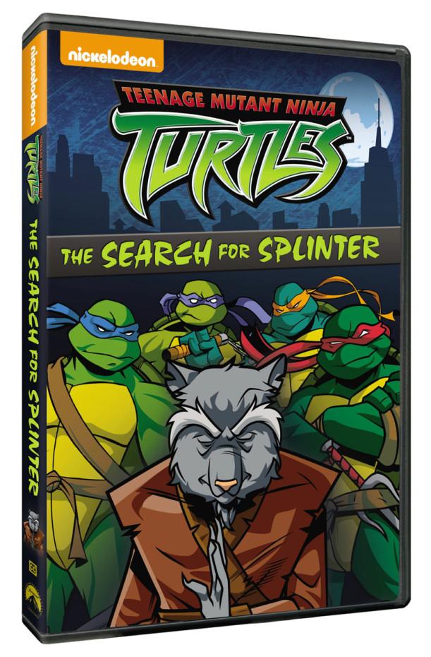 Teenage Mutant Ninja Turtles The Search For Splinter And