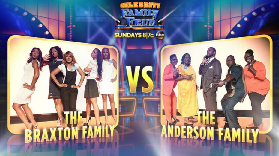 Anthony Anderson's Mom Gives Best 'Celebrity Family Feud ...