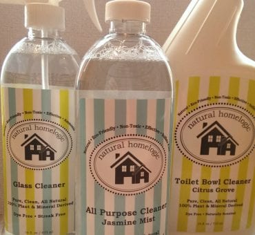 Natural HomeLogic: Safe & All Natural Cleaning Products