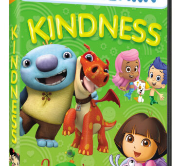"""Nickelodeon """"Let's Learn Kindness"""" Available on DVD July 21"""
