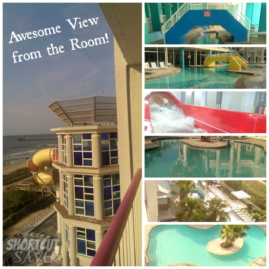 My Stay At The Crown Reef Resort In Myrtle Beach Everyday
