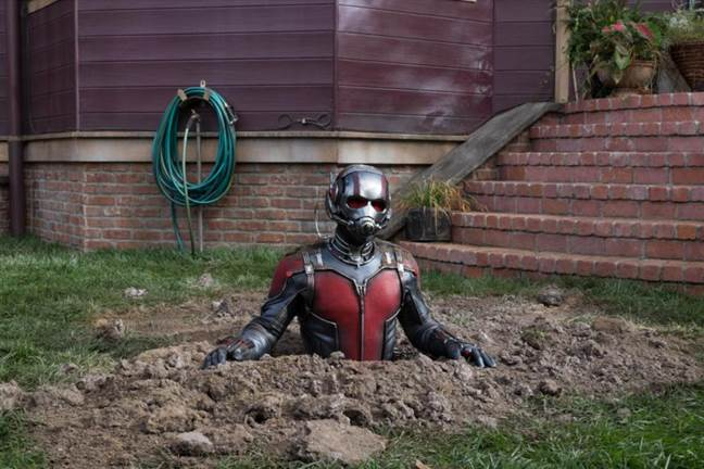 ANT-MAN in Theaters Everywhere