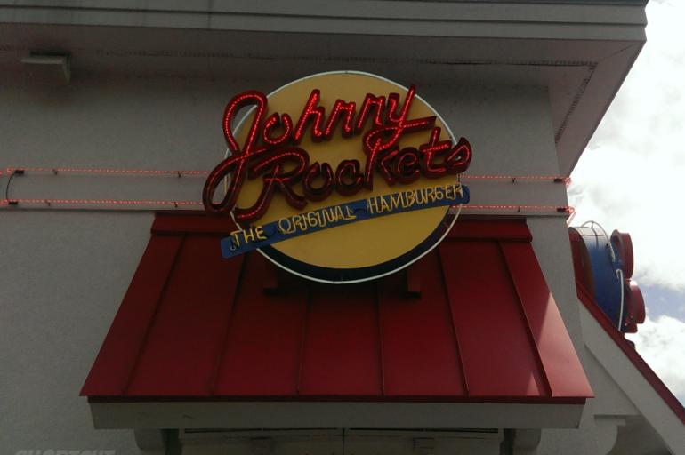 Johnny Rockets Restaurant Myrtle Beach Sc