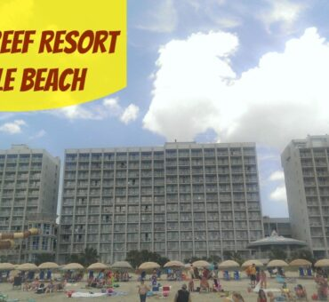 My Stay at the Crown Reef Resort in Myrtle Beach