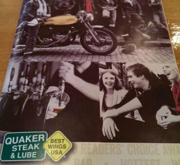 Quaker Steak and Lube – Columbus, OH