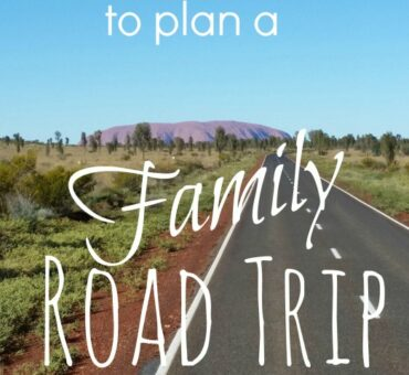 Tips to plan a family road trip