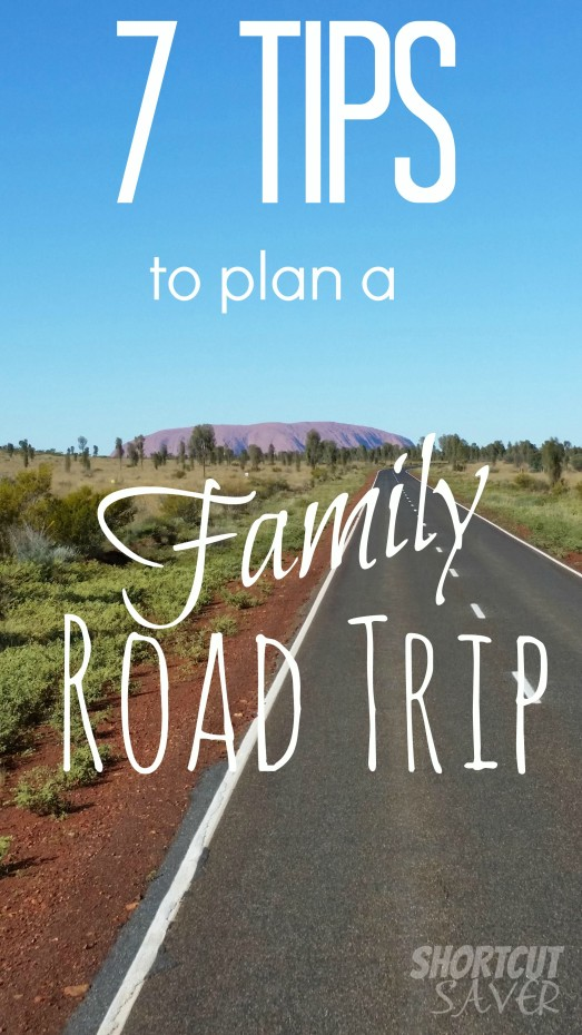 7 tips to plan a family road trip   everyday shortcuts