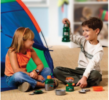 Amazon: Learning Resources Camp Set $11.43 (reg. $29.99)
