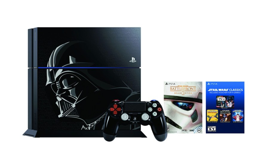 darth vader playstation 4