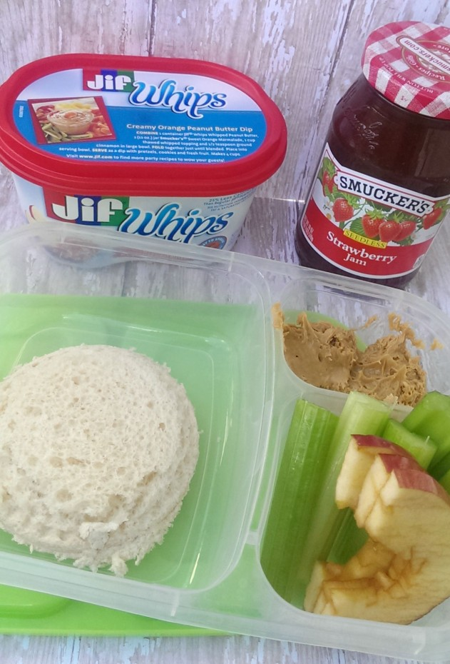 summer snackation at walmart with smuckers