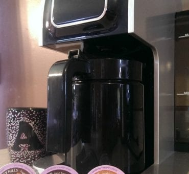 Touch 526S Coffee Brewer & L.A Coffee Review + Reader Giveaway