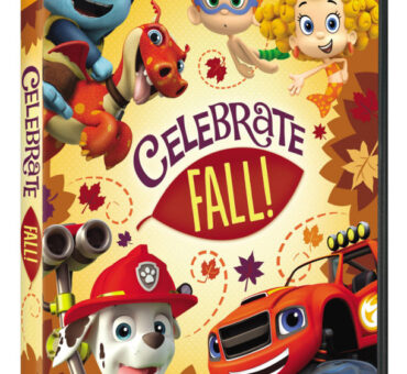 Nickelodeon Celebrate Fall DVD Available August 18