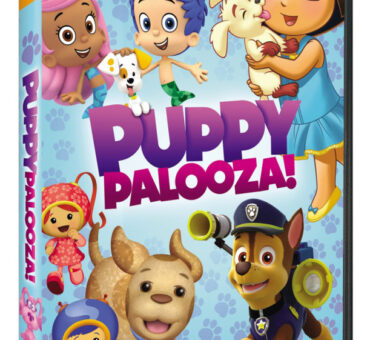 Nickelodeon Puppy Palooza Available on DVD August 25