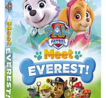 PAW Patrol: Meet Everest Available on DVD September 1