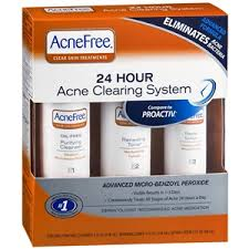 AcneFree 24-Hour Acne Clearing System