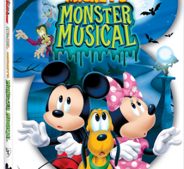 Disney's Mickey Mouse Clubhouse: Mickey's Monster Musical Now Available on DVD